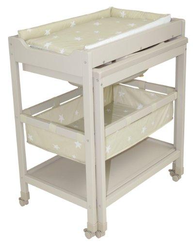 Table langer baignoire roba meuble de salon contemporain - Combi table a langer baignoire ...