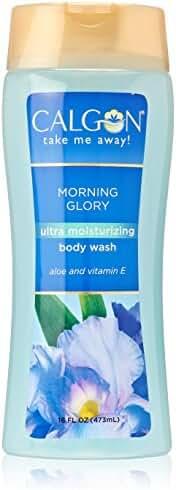 Calgon Ultra-Moisturizing Body Wash (Morning Glory, 16-Ounce)