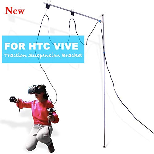 HerrosV for Vive Traction Bracket for Vive Virtual Ceiling System Cable Managment Accessories