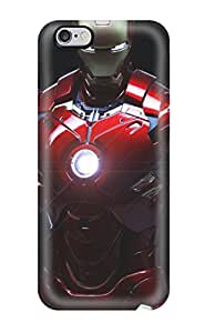 Fashion Case Cover For Iphone 6 Plus(iron Man)