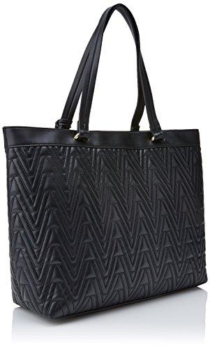 Versace Jeans Ee1vrbby4 E70040, Borsa a Secchiello Donna, Nero, 12x28x39 cm (W x H x L)