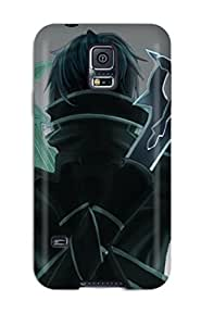 Galaxy S5 Case Slim [ultra Fit] Sword Art Online 1920¡Á1080 Protective Case Cover