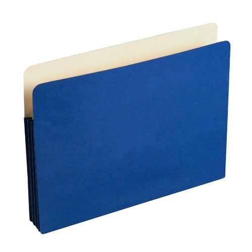 Wilson Jones Letter - Wilson Jones Colorlife Recycled (50%) Expanding File Pockets, Letter Size, 3-1/2