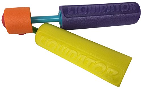 Max Liquidator – Eliminator Foam Water Blaster (colors may vary)
