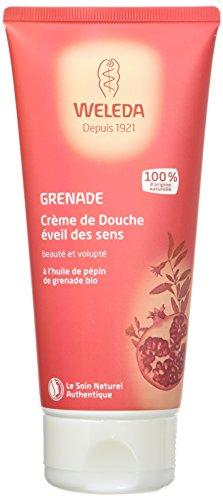 Weleda: Pomegranate Creamy Body Wash, 6.8 Ounce