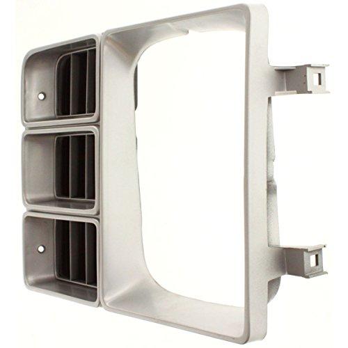 - Diften 630-A0265-X01 - New Headlight Door/Bezel Passenger Right Side Blazer Full Size Truck RH