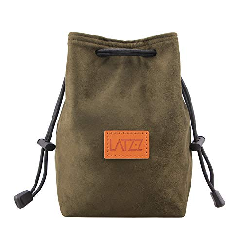 Camera Case, LATZZ Drawstring Bag, Vintage DSLR