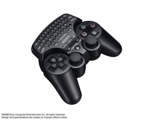 Sony CECH-ZK1JP Bluetooth Wireless Keypad for PlayStation 3 - Black Color [Japan Import]