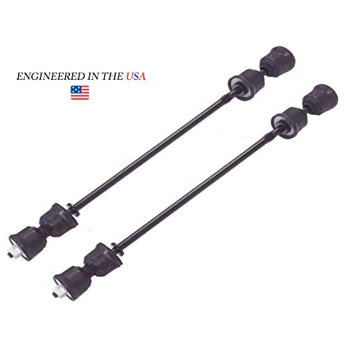 Nice (2) Rear Stabilizer Sway Bar End Links for Enclave Acadia Outlook Traverse for sale