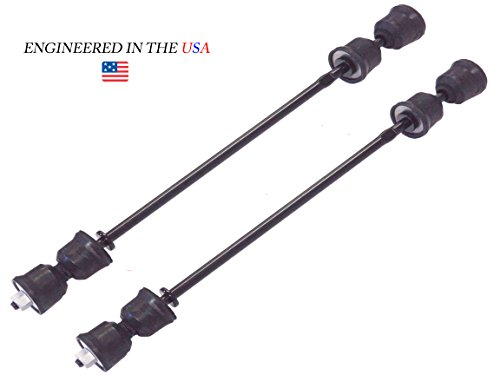 (2) Rear Stabilizer Sway Bar End Links for Enclave Acadia Outlook Traverse