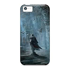 Hot Tpye Assassins Creed Iii Case Cover For Iphone 5c