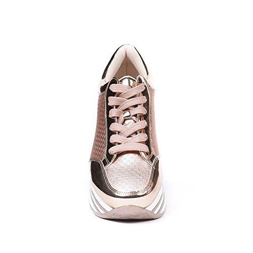 Baskets Shoes Ideal à Plateforme Roxana bi Matière 4PpgpWFc