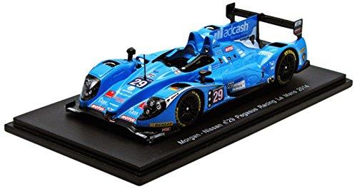 1/43 Morgan Nissan No.29 Le Mans 2014 Pegasus Racing J. Schell - N. Leutwiler - L. Roussel by Spark