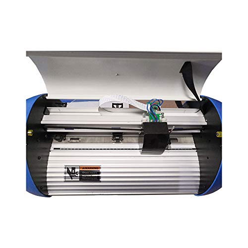 US Stock - 12 inch Multi-Point Automatic Patrol Contour Cutting Plotter 12'' Intelligent Plotter Cutter by H-E (Image #5)