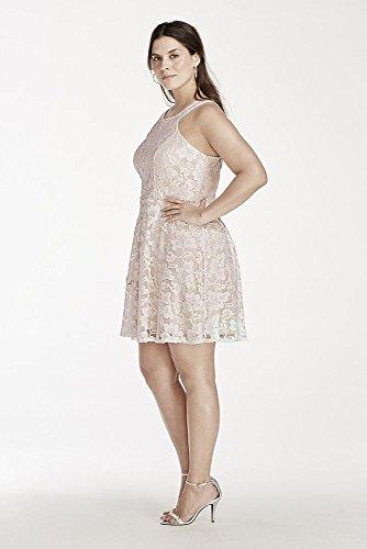 Lace-Plus-Size-Dress-with-Embellished-Waist-Style-3283NV3W