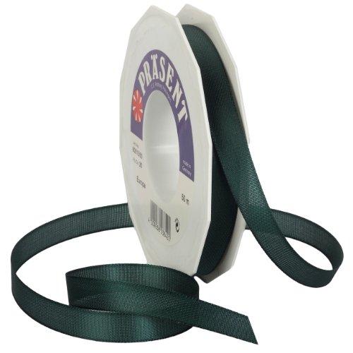 Morex Ribbon Europa Taffeta Ribbon Spool, 5/8-Inch by 55-Yard, Hunter