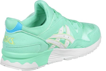 SCARPE BAMBINO ASICS GEL LITE V PS C540N (33 - 7601 LIGHT MINT-WHITE)