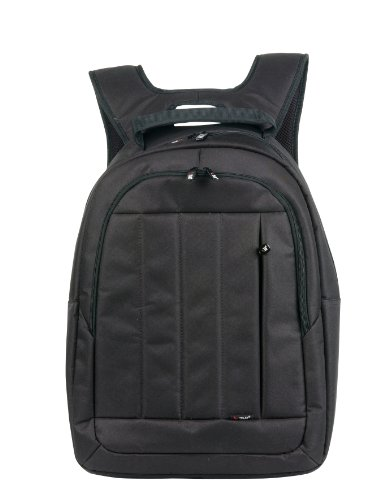 T'nB Casual 16 Laptop Backpack Black
