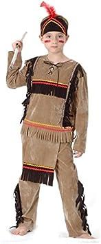Disfraz de indio para niño: Amazon.es: Juguetes y juegos