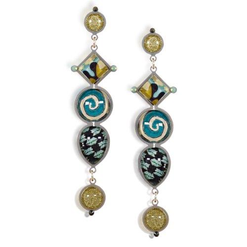 (Artazia Samarkand Earrings, Fall-Winter Collection E7204)