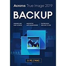 Acronis True Image 2019 3-Users