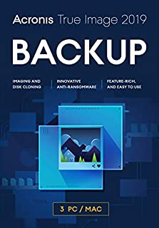 Acronis True Image 2019 3-Users (B07GVP1GSJ) | Amazon price tracker / tracking, Amazon price history charts, Amazon price watches, Amazon price drop alerts