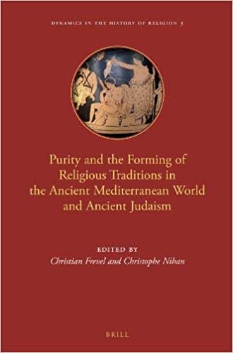 Book Purity and the Forming of Religious Traditions in the Ancient Mediterranean World and Ancient Judaism (Dynamics in the History of Religions)