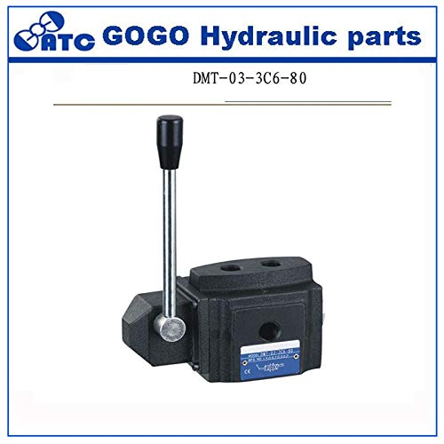 - Fincos dmg Series 80 Hydraulic Control Valve DMT Hydraulic Valve for Pipe Connection - (Specification: DMT03 3C7)