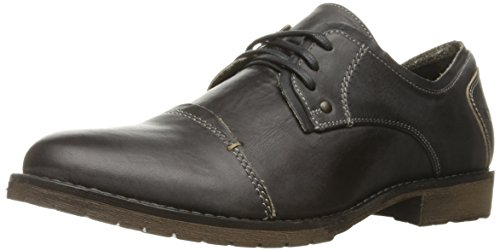 Bed Stu Men's Repeal Oxford Black Rustic order sale online under 50 dollars aXUguimy