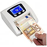 Detector Billetes Falsos Eurodetector Todo Tipo de Billetes Blanco Euros € 6800