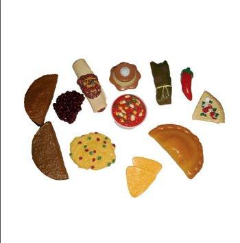 Mojo Education 125781 Latino Play Foods