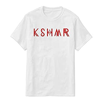 Art Innovation Novelty Design of KSHMR DJ LOGO T-Shirts for