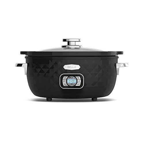 Bella 6-qt Programmable Slow Cooker