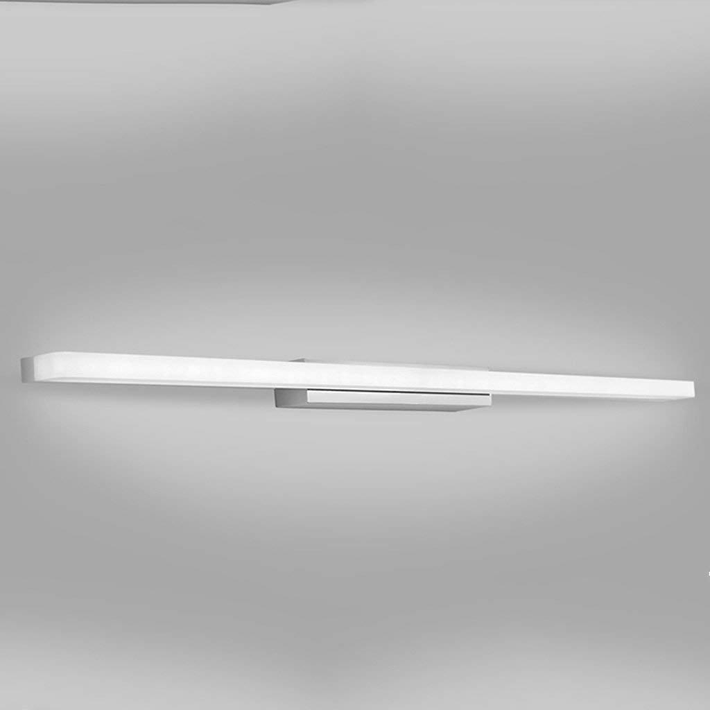 gr/ö/ße : 90cm Fu Man Li Trading Company LED-Badezimmer-Verfassung Einfache Spiegel-vordere Leuchte A+