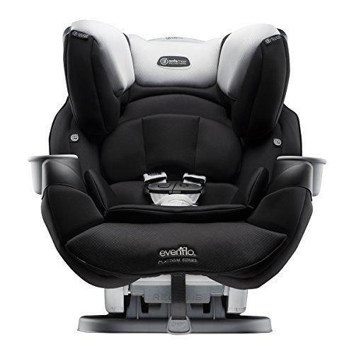 (Evenflo SafeMax Platinum All-in-One Convertible Car Seat)
