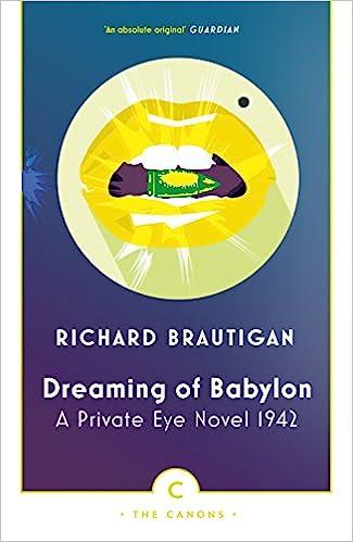 Image result for dreaming of babylon