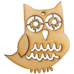 Owl Christmas Ornaments - Owl Party Favors