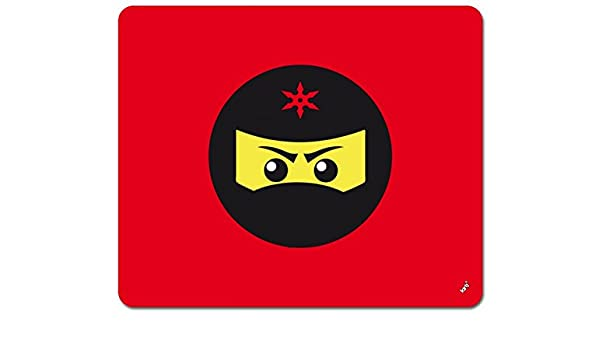1art1 Gaming - Icono Ninja, Rojo Alfombrilla para Ratón (23 ...