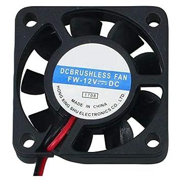 Brushless DC Cooling Fan 9 Blade 12V 40 x 40 x 10mm 4010