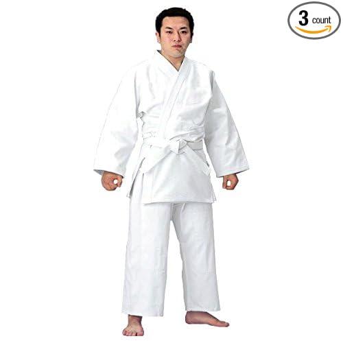 Martial Arts Clothing For men jackets JUDO-GI Uniform set J105 White