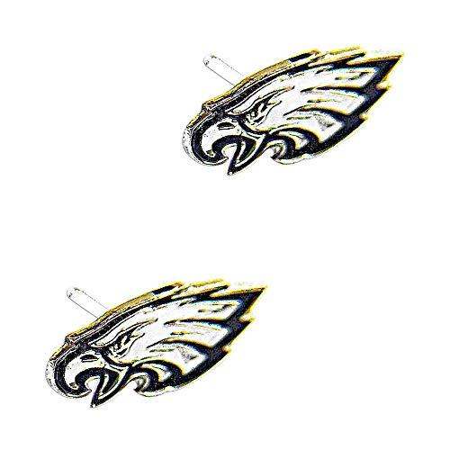 aminco Philadelphia Eagles Post Stud Earring Set Charm Gift NFL
