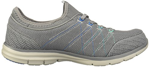 B Slip Uniti Su Donne Active m Galaxies witty Stati 9 Grey Talk Skechers wF8Uaxq