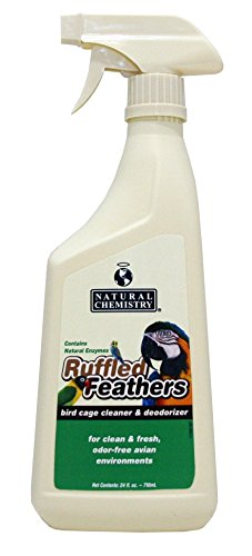 Natural Chemistry Cage Cleaner/Deo, 24 oz