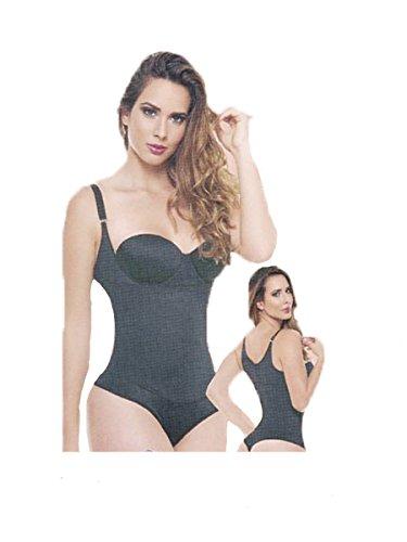 Price comparison product image Fajas Coqueta Am1061b Tanga Black (68163FAC) (34/S)