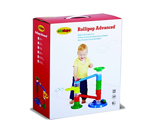 Edushape Rollipop Advanced Ball Drop Set