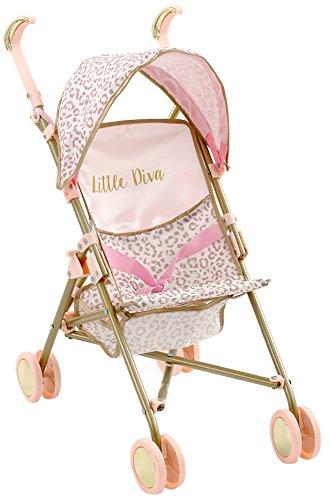 Little Diva - Muñeca de juguete para carriola de bebé