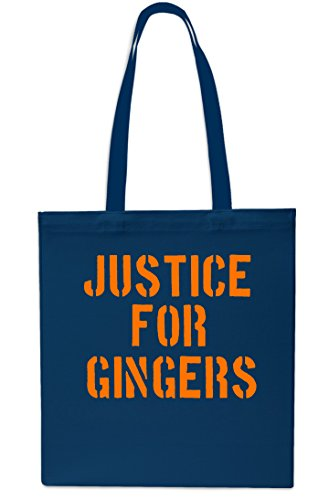 Justice Shopping 42cm litrest x38cm Tote for Gingers Navy Small Gym 10 Red Beach Bag pwqrpCt