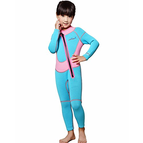 Childs Full Wetsuit - 8