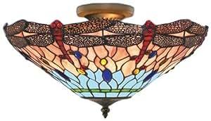 Dragonfly 1289-16 - Producto de iluminación de techo de interior