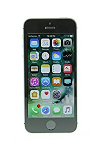 Apple iPhone SE 64 GB Unlocked, Space Gray (Certified Refurbished)